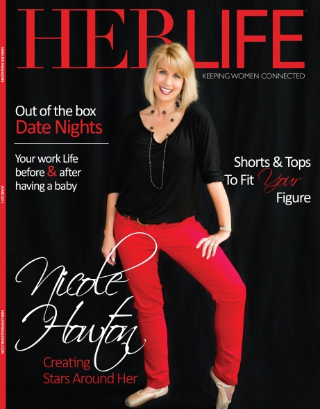 Cover of Herlife Magazine
