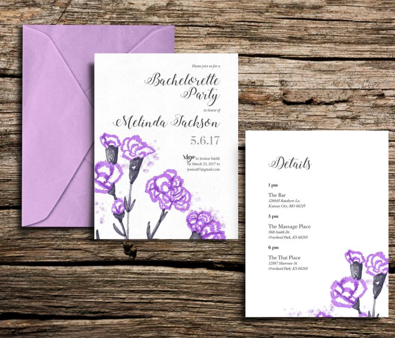 carnation_bachlorette_invitation_display